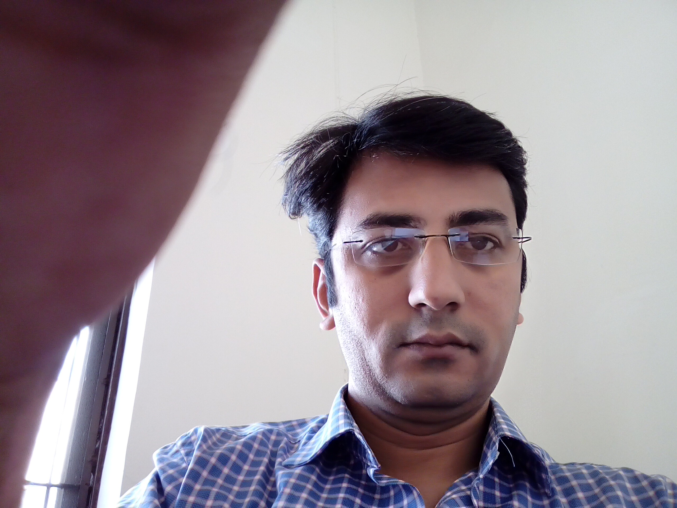 Mr Anil Kumar Sharma