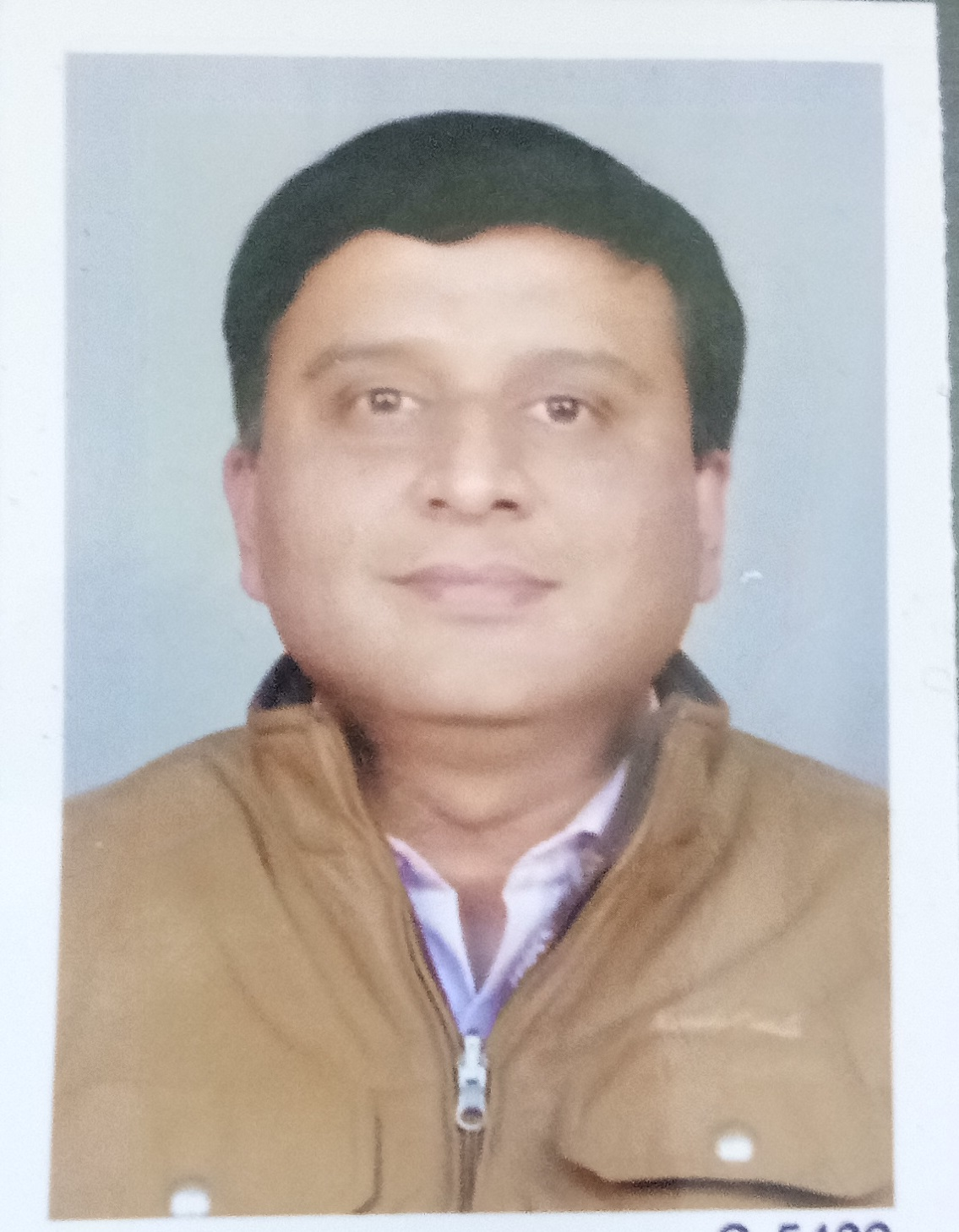 Mr GAURAV BHARADWAJ