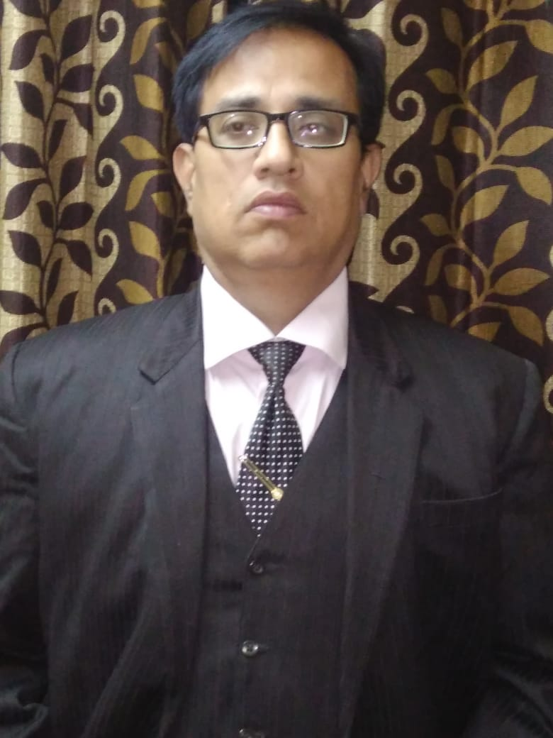 Mr Shashank  Mehrish