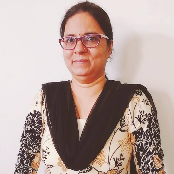 Ms Sunita   Vyas