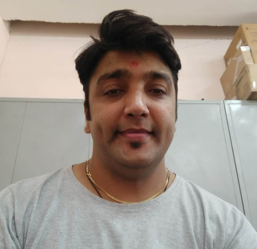 Mr Vikrant  Kumar